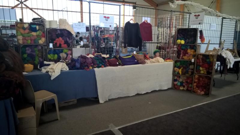 Journées nationales de la laine, Felletin (Creuse)